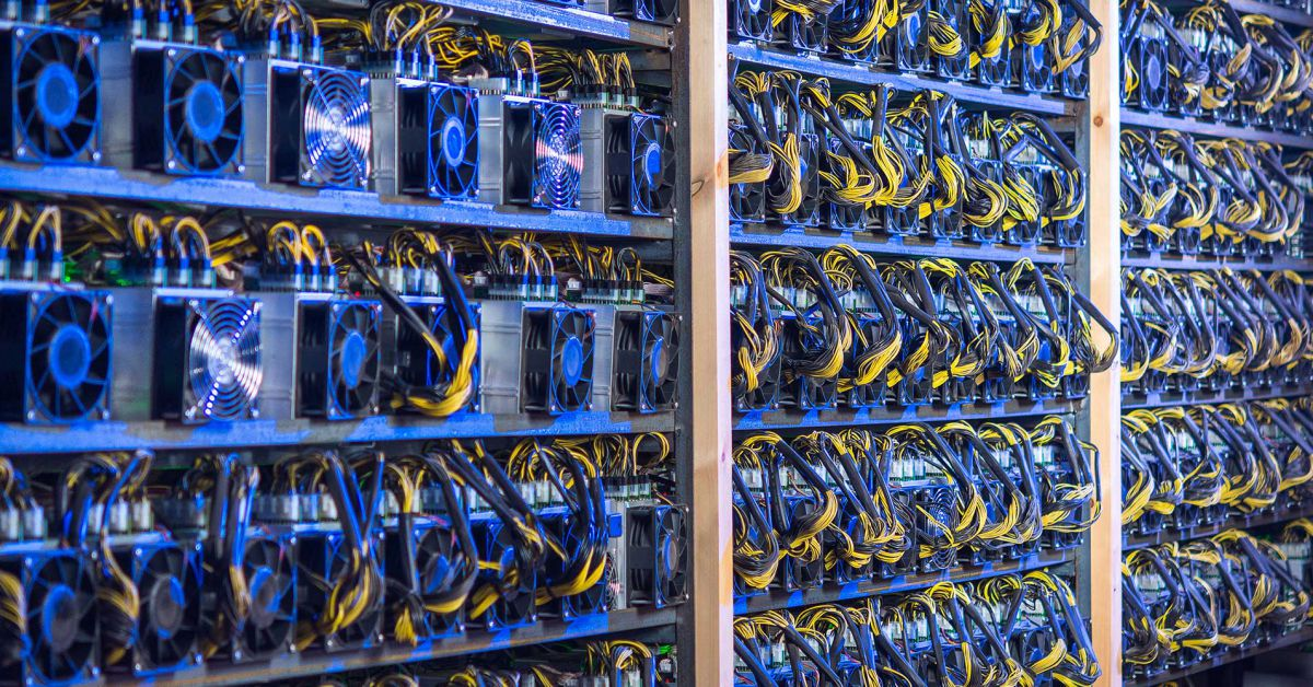 The Energy Spent Mining 1 Of Bitcoin Could Earn You 3 40 In Gold -
