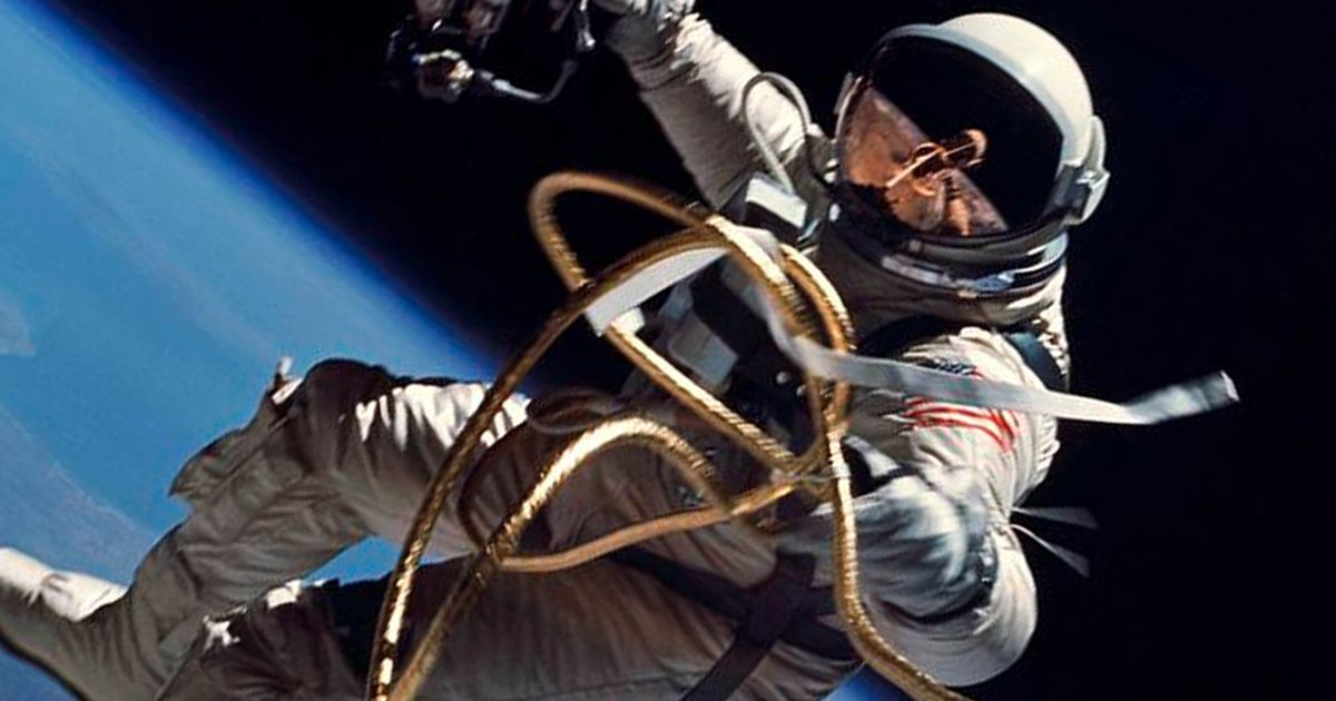 space travel doesn t seem to shorten astronauts lives says study