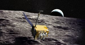 NASA's Lunar Reconnaissance Orbiter that launched in 2009 could assist future commercial and international lunar landers.