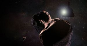 After whizzing past Pluto in July 2015, NASA's New Horizons spacecraft is fast approaching Ultima Thule — an odd space rock 6.6 billion kilometers away.
