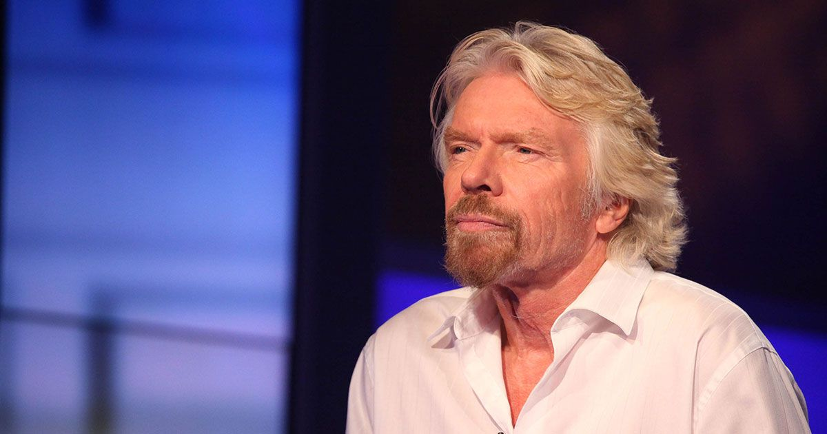 richard branson future of work is �three and even four