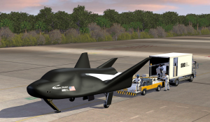 Sierra Nevada Corporation's Dream Chaser cargo spacecraft has been cleared by NASA for full-scale production