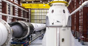 SpaceX just released some stunning pictures of its next-generation Dragon 2 spacecraft that will hopefully carry astronauts into orbit.