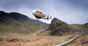 """Elgan Aircraft's """"Plimp"""" is capable of vertical take off and landing, make it ideal for a whole range of different uses."""