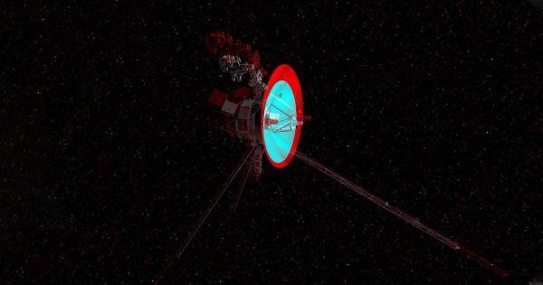 Voyager 2 just entered interstellar space
