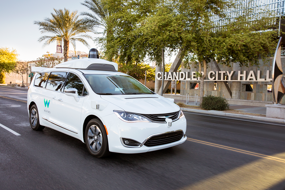 Waymo's Self-Driving Taxi Service Signals Rough Roads Ahead