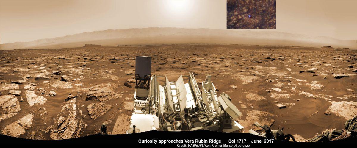 Curiosity Sol 1717 1b2 Ken Kremer