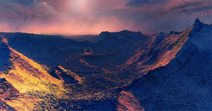 Barnard's Star b, a nearby exoplanet, could have 'life zones' under its frigid surface, according to a team of astrophysicists.