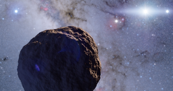 Astronomers find rare, distant space object with $3,000 telescope