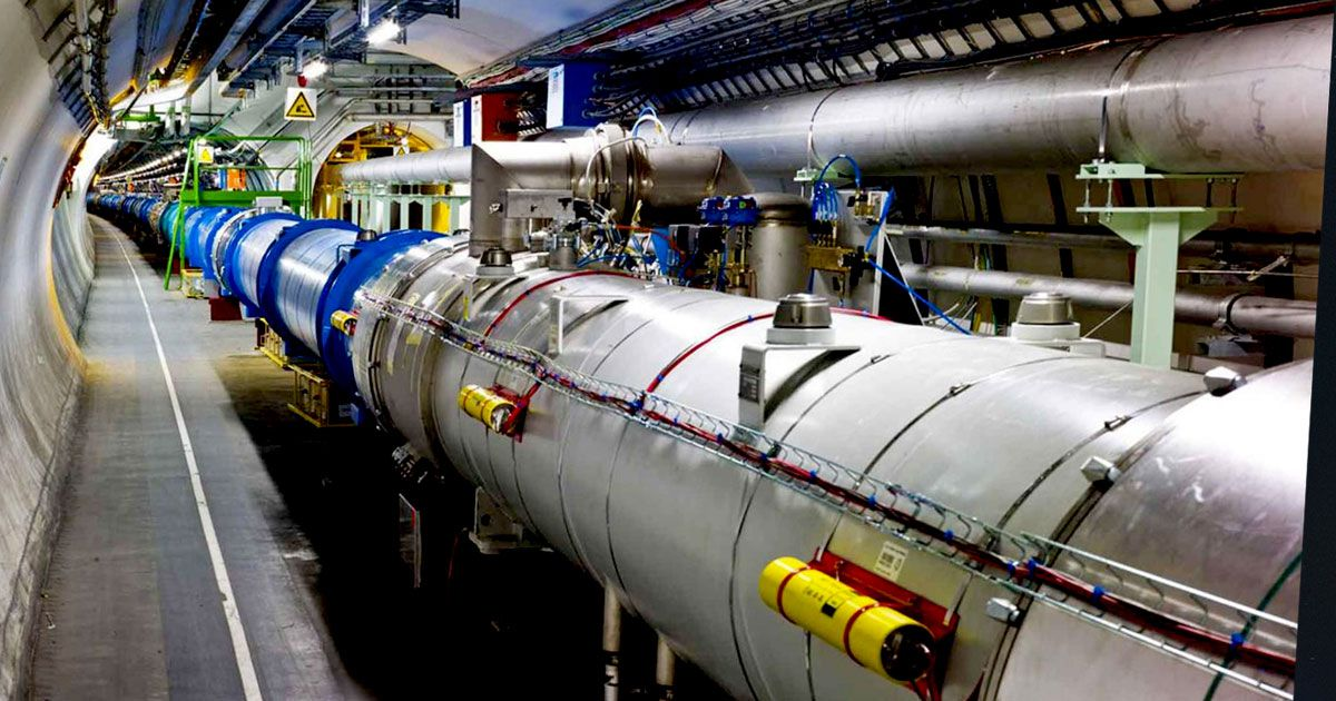 Elon Musk: Boring Co. could help dig new CERN particle collider
