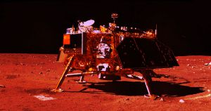 The Chinese moon rover could be scoping out whether the Moon could be a source for helium-3, a fuel that could make it a gateway to interplanetary missions.