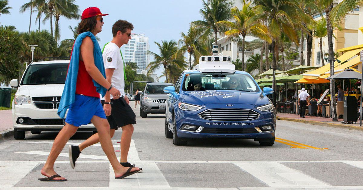 Florida Law Would Allow Self-Driving Cars With No Safety Drivers