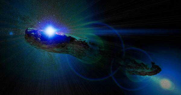 Harvard Astronomer Defends Hypothesis That Object Is Alien Probe