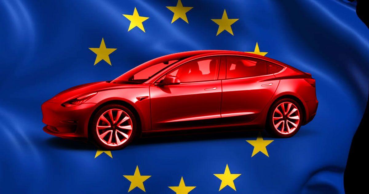 Tesla Can Finally Begin Model 3 Deliveries in Europe