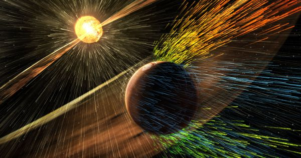 New NASA animations show how slowly light travels through space