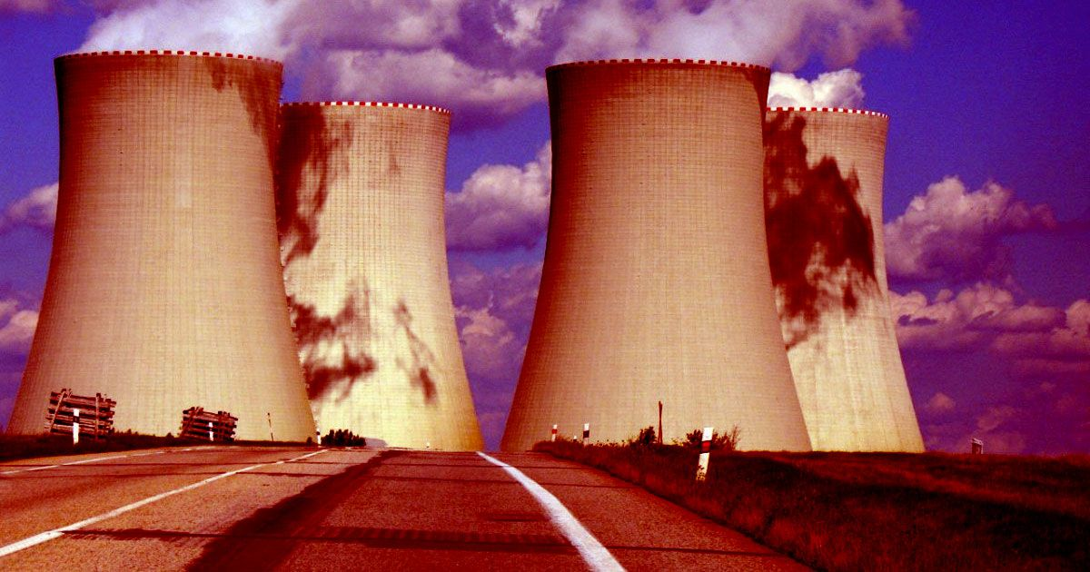 experts  the only way to save the planet is nuclear energy