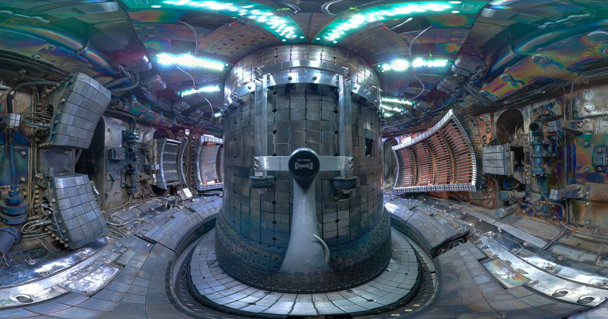 Scientists Discover New Link Between >> Scientists Discovered A New Way To Stabilize Fusion Reactions