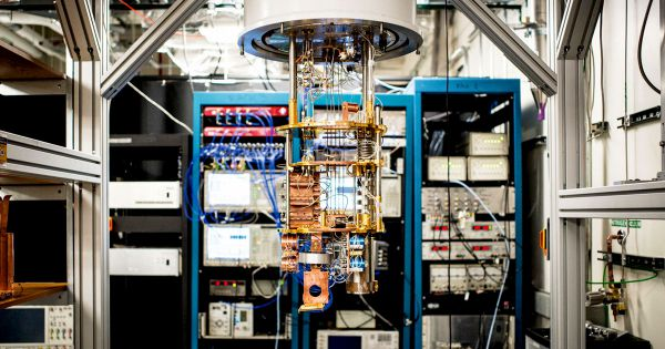 Sourcing parts for quantum computers is near impossible right now