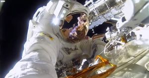 Over the next year, cameras will record life aboard the International Space Station to create a virtual reality series for TIME.