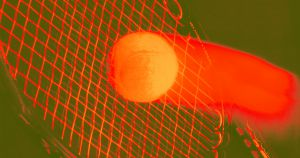 Researchers have created an AI they claim is able to accurately predict the type and location of a tennis player's next shot.