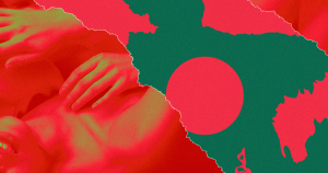 The Bangladeshi government is scrubbing the internet of porn. But it's also monitoring people's personal social media accounts for provocative images.