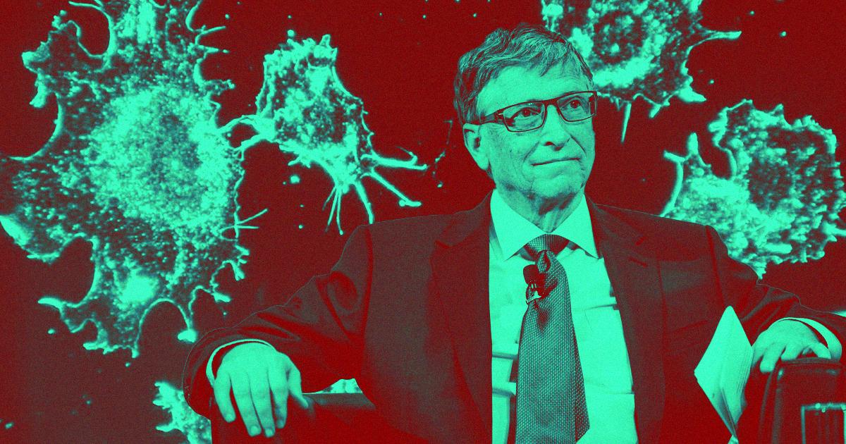 Bill Gates: Custom Cancer Vaccines Will Revolutionize Medicine