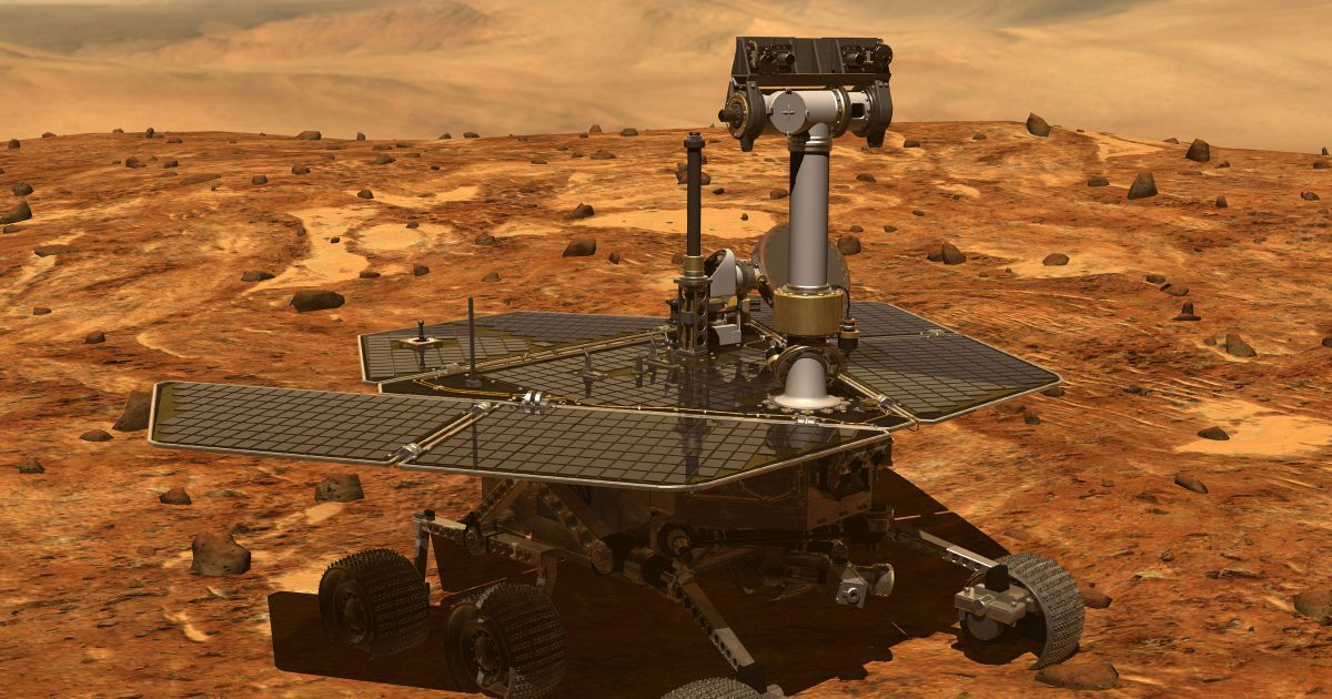 "The dead Mars rover didn't actually say that ""my battery"" thing"