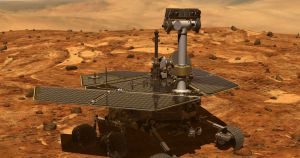 NASA's Opportunity Mars rover's last words weren't literally that