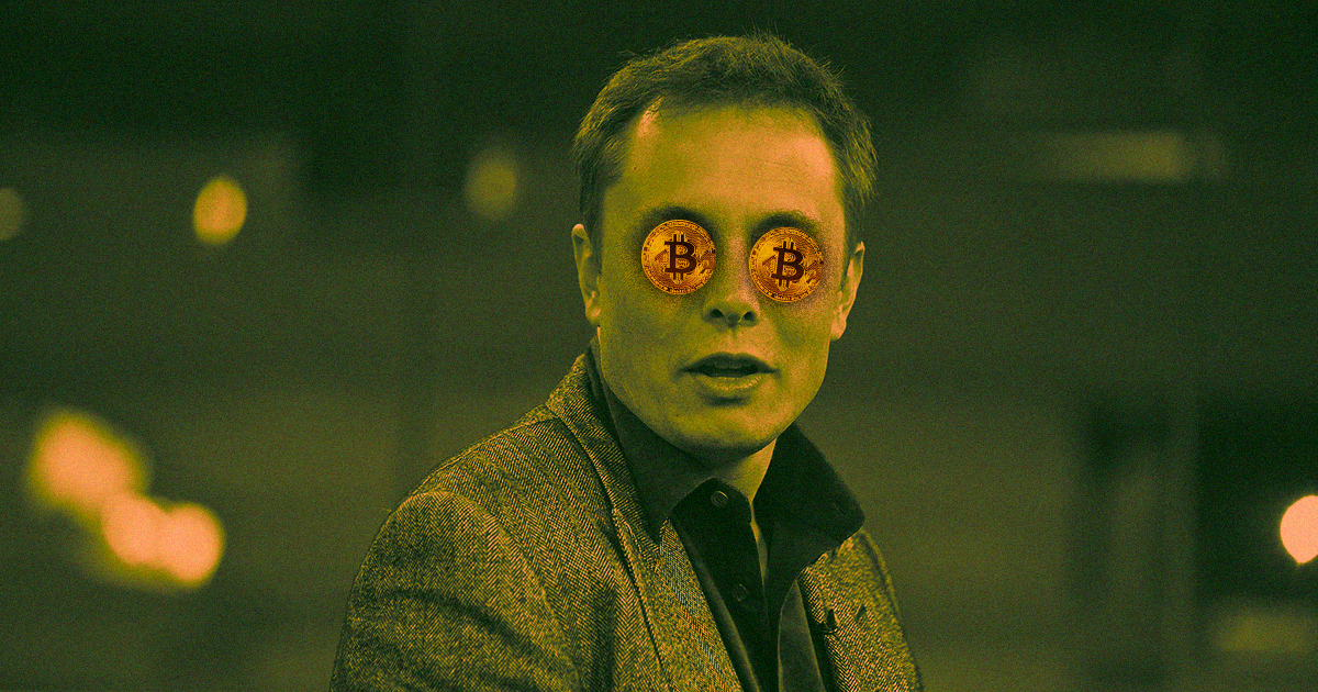 """Elon Musk: Bitcoin is """"brilliant"""" and """"paper money is going away"""""""