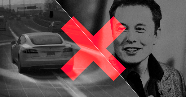 """Expert roasts Musk: Self-driving Teslas in a year is """"impossible"""""""