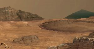 A new NASA page beams weather data from the space agency's InSight lander, on the Red Planet, straight to your web browser.