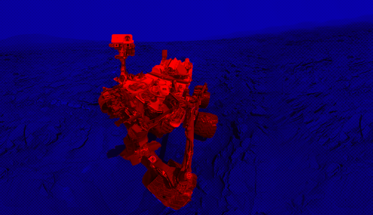 NASA's Curiosity Mars Rover Recovers After Serious Glitch