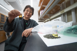 Researchers at Purdue University say a new chemical technique technique turns waste plastic back into useful polymers— or even clean fuel.