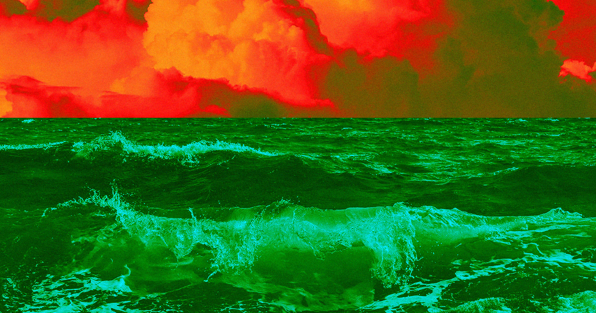 Global Warming Is Changing the Oceans' Color