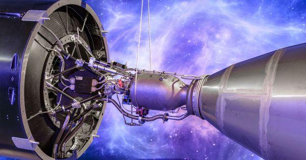 UK Startup Shows Off World's Largest 3D Printed Rocket Engine