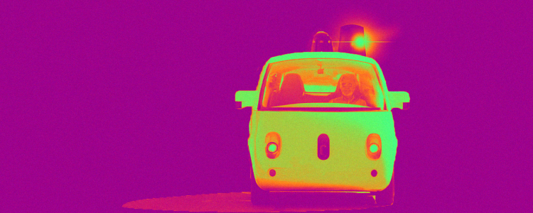 futurism.com - Kristin Houser - Automakers could give police control over your self-driving car