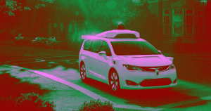 self-driving car company Waymo recently shared a video showing one of its autonomous vehicles being waved through an intersection where the light was out.