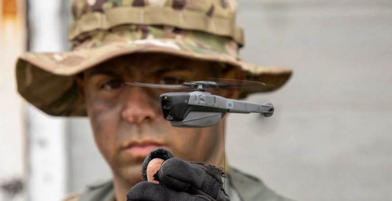 The US Army is equipping soldiers with pocket-sized recon drones