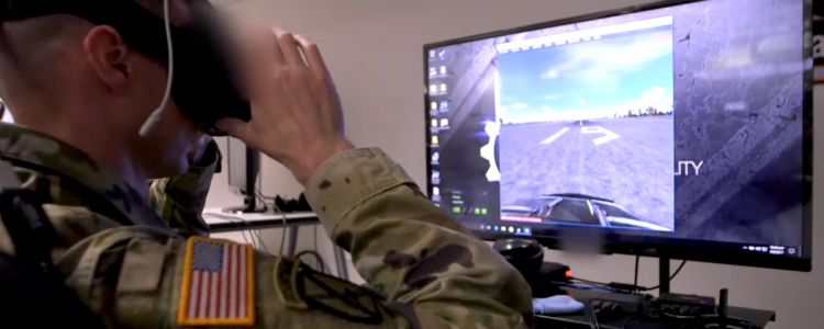 futurism.com - Dan Robitzski - The U.S. Army is using virtual reality combat to train soldiers