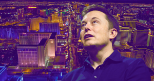 Elon Musk took to Twitter Tuesday to announce that the Boring Company plans to complete a tunnel in Las Vegas by the end of 2019.