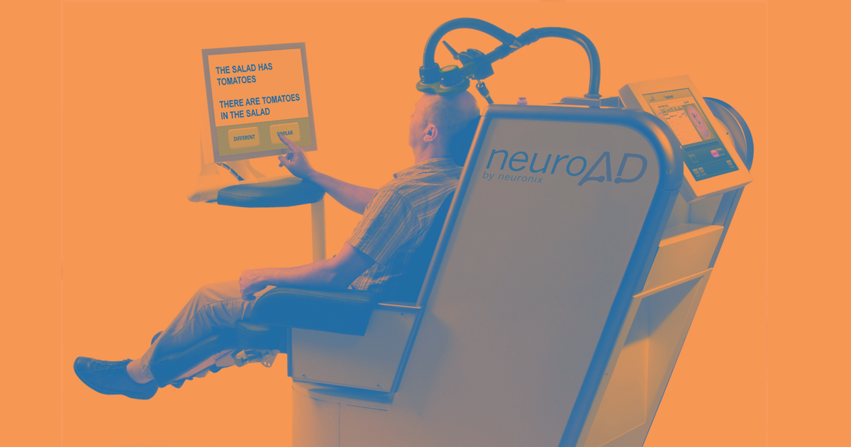 The FDA Is Considering First-Ever Machine to Treat Alzheimer's