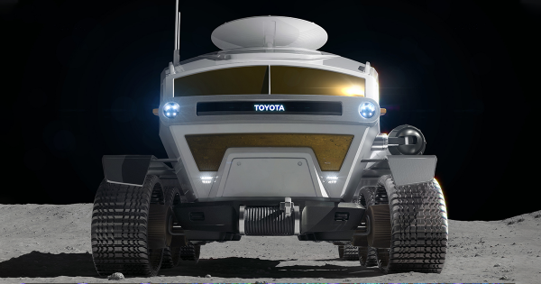 4Runner Off Road >> See the Moon Rover Toyota Is Building for Japan's Space Program