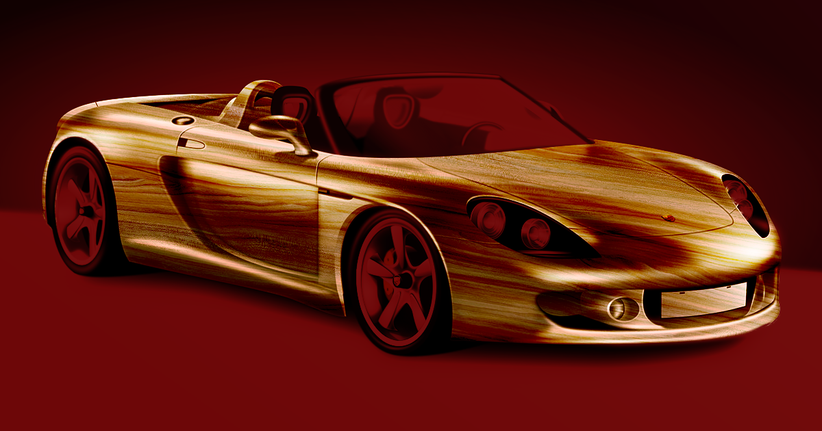 """New """"Metallic Wood"""" Could Lead to Super-Light Cars"""