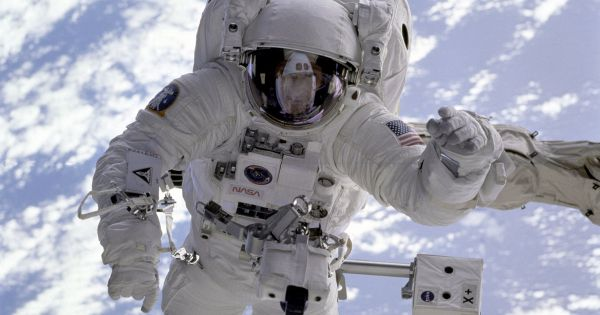 NASA: Space Travel Is Causing Astronauts' Herpes to Flare Up