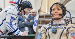 On March 29, NASA astronauts Anne McClain and Christina Koch will leave the ISS to embark on the world's first all-female spacewalk.
