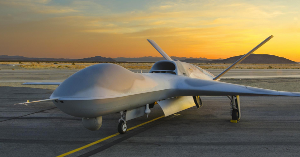 The Pentagon is Hiding Info About Google's Work on Military Drones