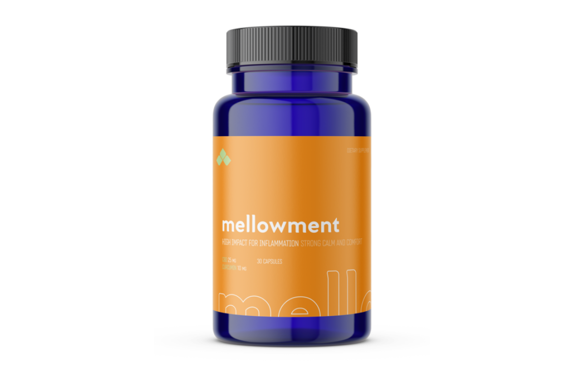 Mellowment High Impact PCR is one of the best CBD products on the market.