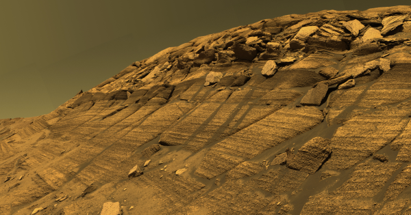 "Researchers detect ""deep groundwater"" on Mars"