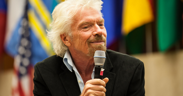 Richard Branson: Every Company Should Pay a Fee to Invest in Clean Energy