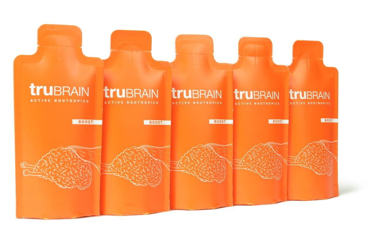 TruBrain Nootropics Brain Food Drinks